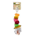 Penn-Plax Fruit-Kabob - For Small Parrots, M & L Birds
