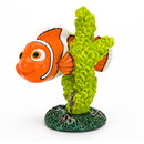 Penn-Plax FDR54 Nemo With Green Coral - Medium