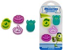 Penn-Plax MU1 Monsters U Small Munchies - 4/Pk