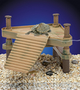 Penn-Plax REP602 Small Turtle Pier