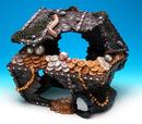 Penn-Plax Treasure Chest - Large