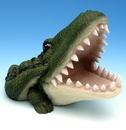 Penn-Plax Alligator - Large