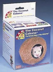 Penn-Plax Coconut-Cabana