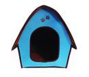 Penn-Plax ZH3 Blue Dog Zipper House