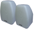 BIC AMERICA ADATTO DV52SIW Adatto Indoor/Outdoor Speakers (White)