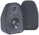 "BIC VENTURI DV32-B 3.5"" Bookshelf Speakers (Black)"