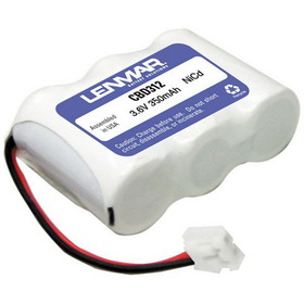 LENMAR CBD312 AT&T , GE , Pac-Tel , PhoneMate & Sharp Replacement Battery