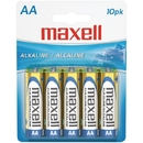 MAXELL 723410 - LR610BP Alkaline Batteries (AA; 10 pk; Carded)