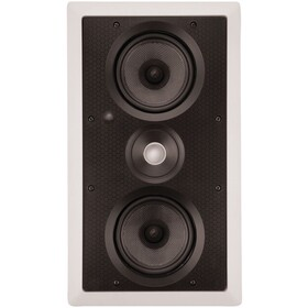 "ARCHITECH PS-525 LCRS Dual 5.25"" Kevlar LCR In-Wall Speaker, Price/each"