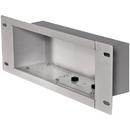 PEERLESS IBA3-W In-Wall Metal Box with Knock Out (Medium)