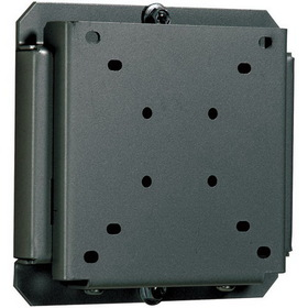 "PEERLESS SF630P Universal 10""-24"" Flat Wall Mount (Black)"