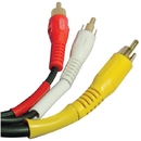AXIS 206-277 C1726/G/BK/12' A/V Interconnect Cable (12-ft)