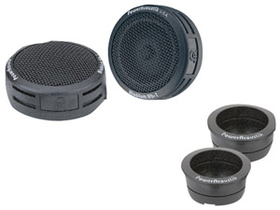 POWER ACOUSTIK NB-2 200-Watt, 3-Way Tweeters