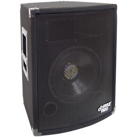 "PYLE PRO PADH1079 500-Watt 10"" 2-Way Professional Speaker Cabinet"
