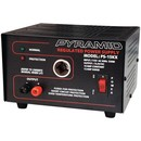PYRAMID PS15KX 10-Amp 13.8-Volt Power Supply with Car Charger Adapter