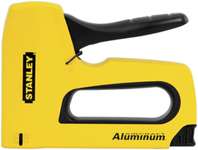 STANLEY Staple Gun, Light, Home & Garden
