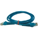TRIPP LITE N001-005-BL CAT-5/5E Patch Cable (5-ft; Blue)