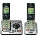 VTECH VTCS6629-2 DECT 6.0 Expandable Speakerphone with Caller ID (2-Handset System)
