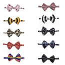 TopTie Pet Bow Tie Collar, Pet Supplies, 10 PCS Assorted
