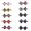TopTie Pet Bow Tie Collar, Pet Supplies, 100 PCS Assorted