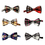 TopTie Pet Cat Dog Tuxedo Neck Bowtie, Bow Tie Collar, 6pcs Mixed Lot Set
