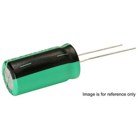 2200uF 16V High Temp Radial Capacitor