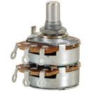 1K Audio Taper Stereo Potentiometer 1/4