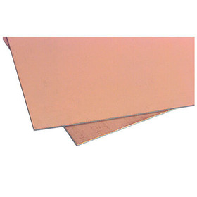 """Copper PC Board 8"""" x 10"""" Single Sided"""