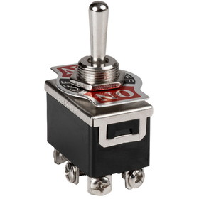 DPDT Heavy Duty Toggle Switch Center Off