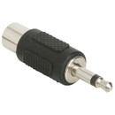 Parts Express RCA Jack To 3.5mm Mono Plug Adapter