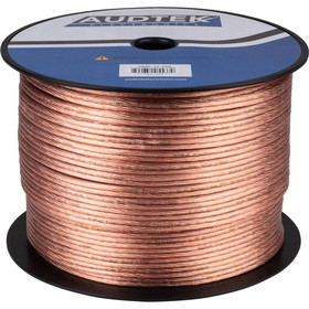 Dayton Audio SKRL-12-500 12 AWG OFC Speaker Wire 500 ft.