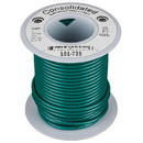 Consolidated Stranded 16 AWG Hook-Up Wire 25 ft. Green UL Rated