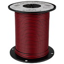 Consolidated 18 AWG 2-conductor Power Speaker Wire 500 ft. (Red/Black)