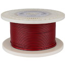 Consolidated 18 AWG 2-conductor Power Speaker Wire 1,000 ft. (Red/Black)