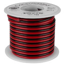 Consolidated 16 AWG 2-conductor Power Speaker Wire 25 ft. (Red/Black)