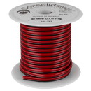 Consolidated 16 AWG 2-conductor Power Speaker Wire 50 ft. (Red/Black)