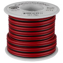 Consolidated 14 AWG 2-conductor Power Speaker Wire 25 ft. (Red/Black)