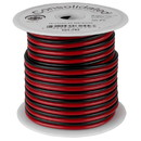 Consolidated 14 AWG 2-Conductor Power Speaker Wire 50 ft. (Red/Black)