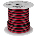 Consolidated 12 AWG 2-conductor Power Speaker Wire 25 ft. (Red/Black)