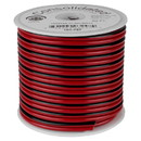 Consolidated 12 AWG 2-conductor Power Speaker Wire 50 ft. (Red/Black)