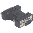 Parts Express DVI Female to HD15 VGA Male Cable Adapter