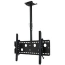 Dayton Audio Shadow Mount LCDCM60 Single TV Ceiling Mount with Tilt 32