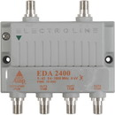 Electroline EDA 2400 4-port RF/CATV Distribution Amplifier