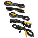 Xantech 283D5P Designer Visible/Blinking IR Emitter 5-Pk