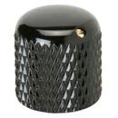 Penn-Elcom M1320K Brass Amplifier Knob Black