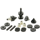 Dayton Audio DSS5-BK Black Speaker Spike Set 4 Pcs.