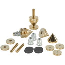 Dayton Audio DSS5-G Gold Speaker Spike Set 4 Pcs.