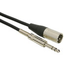 Talent PCXM01 Patch Cable XLR Male to 1/4