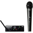 AKG WMS40 Mini Vocal Set Band 25C UHF Handheld Wireless Microphone System 539.300 MHz