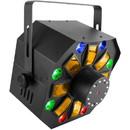 Chauvet DJ Swarm Wash FX Four-in-One RGBAW Derby RGB+UV Wash Laser Strobe Effects Light